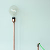 Thin Copper Table Lamp by Southern Lights Lamp Co