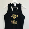 Tequila Squad hen party tank top by Polkadot Box