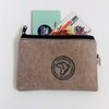 Coin Pouch Upcycled Serviette by Creative Lines