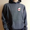 The Kiffness Power Wing - Men's Hoody by Laugh it Off