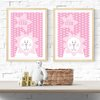 PINK LION, YOU ARE A STAR,  WALL ART PRINTABLE by hcmorrison printables