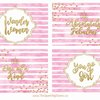 Girl Boss A6 Set (8 prints) by The Sparkling Star