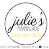 Lemon and Ginger Marmalade (250g) by Julie's Marmalades
