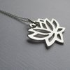 Lotus necklace by thula
