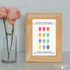 ​Printable Wedding Sign - Magic by Skrikkeljaar