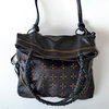 Maria leather handbag by Mandara