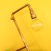 Copper Desk Lamp  by Southern Lights Lamp Co