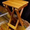Folding Travel Table by 78Dezign