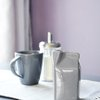 Ceramic Milk Carton by Cottage+Cheese - Quirky Home Decor