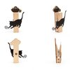 Cat - Photo Magnet & Peg  by Funshop