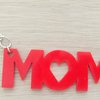 MOM KEY RING (M0134) by Miss Magpie