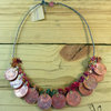 Kuchi Silk Necklace by Erin Frances Creative