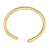 The Twisting bangle by ORA - made not manufactured -