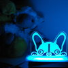 Peanut the Boston Terrier Night Light by Illuminate Creations