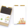 Magnetic Note Pad  NP13 by Clip Clop