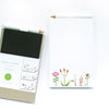 Magnetic Note Pad #5 by Clip Clop