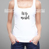 Custom Off the market Tank Top by Polkadot Box