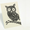 Set of 5 illustrated cards by Tatjana Buisson Design/ Illustration