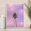 Printable Wall Art - Palm tree photo print by Grace On Paper