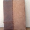 Leather diary cover  by Shackletons