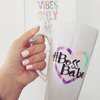 Boss Babe giant Mug by Love & Sparkles