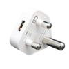 Whizzy South African USB wall charger for Illuminate Creations Lights by Illuminate Creations
