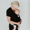 Baby Wrap | Black by Pollen