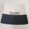 Food Quote Large Square Platter by Potsicle Ceramics