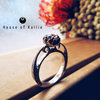 Protea Engagement ring   by House of Kallie