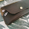 The Leather Glasses Case by Rugged Moose Leather