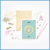 Set of 3 Magical Love Note Cards by The Art of Creativity Studio