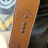 SBC Leather Guitar Strap by Savior Brand Co