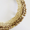 African knit necklace by Motherland Craving