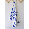 "Royal Blue ""In-a-Spin"" Tea Towel by i Spy"