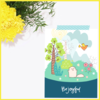 Spring is Here Collection of 3 Prints/Posters/Wall Art by The Art of Creativity Studio