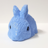 Decorative Small Rabbit Misty Blue by CWC Designs