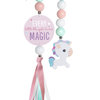 Natural Dingle Dangle Mobile Toy Set - Magical Unicorn by Ruby Melon