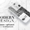 Facebook & Instagram Posts And Banners by StubbleStudios