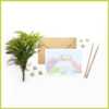 Happy Summer Holiday Note Cards Set of 4 by The Art of Creativity Studio
