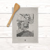 Rooster Tea-towel | LindnrCo by LindnrCo