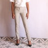 ​Beige skinny formal pants by VKG
