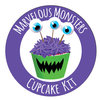Marvellous Monsters Cupcake Kit by Annie's Baking Club