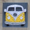 VW Bus String Art by Heartstrings and Creative Things