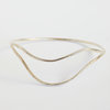 Wave Bangle by Reverie Designs- Jewellery Design and Manufacture