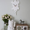 Little Birdie Cuckoo Clock by Cottage+Cheese - Quirky Home Decor