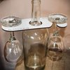 WINE GLASS HOLDER (M0172) by Miss Magpie