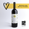 Custom Wine Label by Ebb & Ive Designs