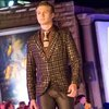 YB33: Brown check jacket with shades of brown. Waistcoat and trousers. by Yihan Brönn Couture