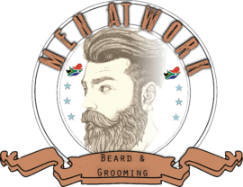 Men at Work Organic Beard Products