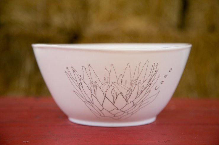 Salad bowl by Cabo Design